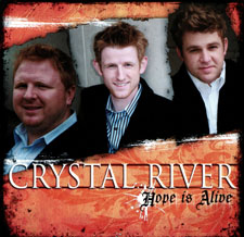 Crystal River - Hope is Alive - cd cover