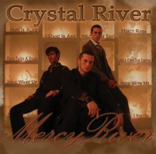 Crystal River - Mercy River - cd cover