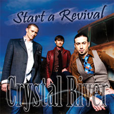 Crystal River - Start a Revival - cd cover