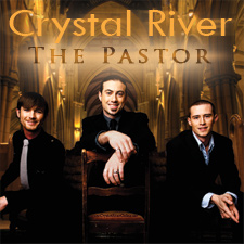 Crystal River - The Pastor - cd cover